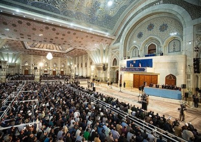 Ayatollah Sayyed Ali Khamenei address the 30th demise anniversary of Imam Khomeini (RA)