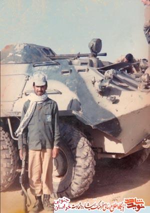 زندگی نامه شهید محمد بیناباجی