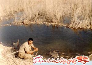 نمازشهید محمد بیناباجی، شهرت محمد عابد به او داد